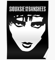 Póster Siouxsie sioux