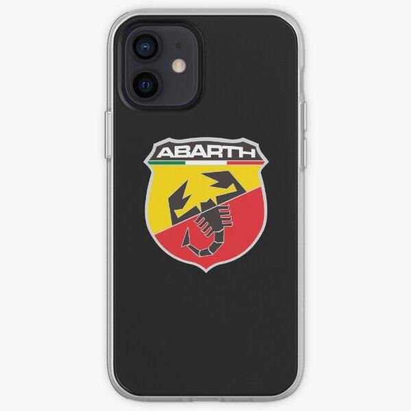 Abarth Logo Marchandise Coque souple iPhone