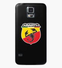 Abarth Logo Merchandise Case/Skin for Samsung Galaxy