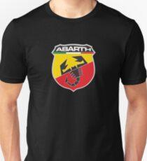 Camiseta unisex Abarth Logo Merchandise
