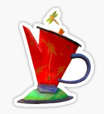My little teapot Sticker