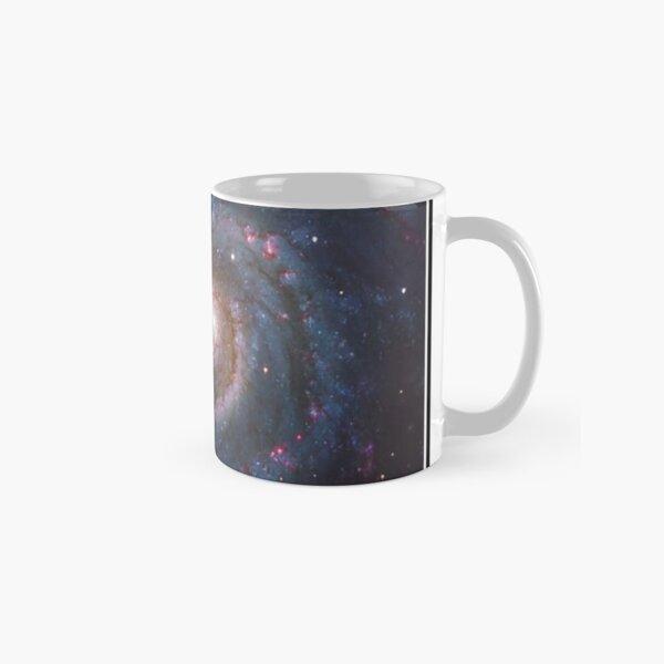 The #Whirlpool #Galaxy #SpiralGalaxy, Astronomy, Cosmology, AstroPhysics, Universe Classic Mug