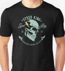 UNIQUE EQ981 Speed King Superior Bikers New Product T-Shirt
