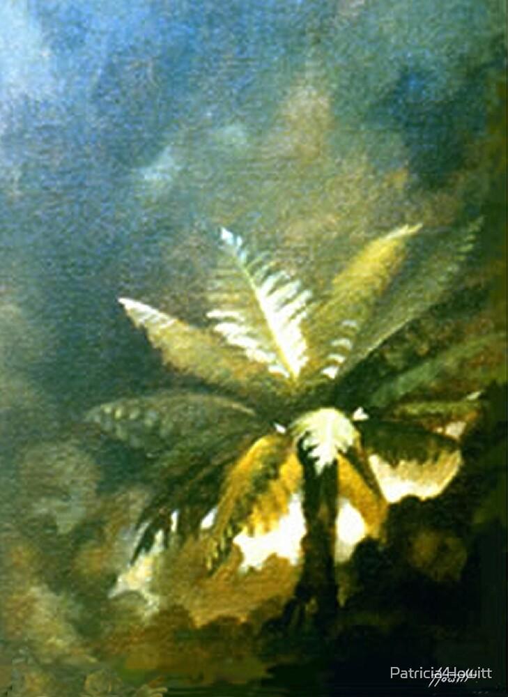Mamaku - Black Tree-fern by Patricia Howitt