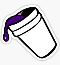 purp drank  Sticker