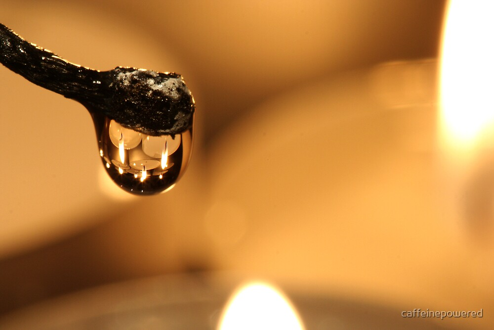 Drop of Light by caffeinepowered