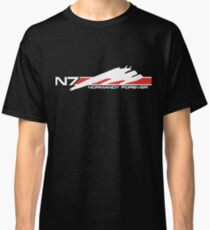 Normandy Forever N7 Classic T-Shirt