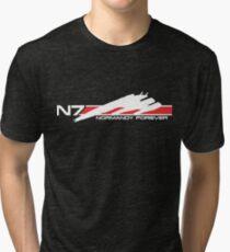 Camiseta de tejido mixto Normandía para siempre N7