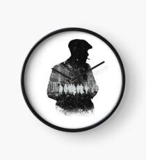 Peaky Blinders Clock