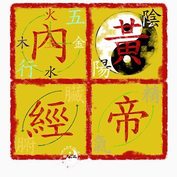 Huang Di Nei Jing (FuQiZheng edition) by FuQiZheng