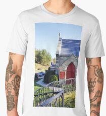 Holy Cross Valle Crucis Men's Premium T-Shirt