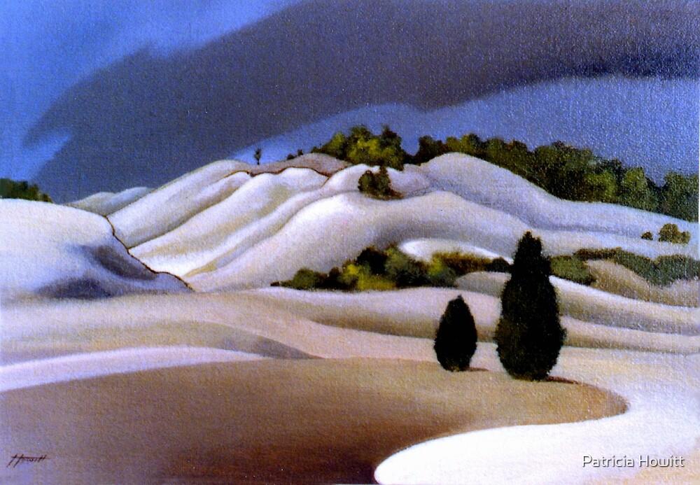 The Weather Breaks - Bay of Plenty by Patricia Howitt