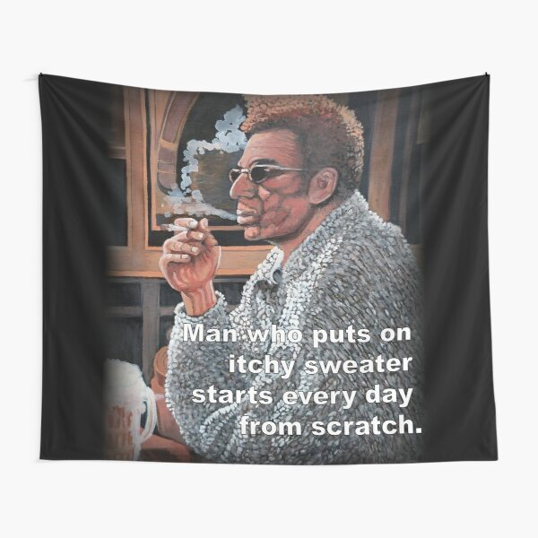 Itchy Sweater Tapestry