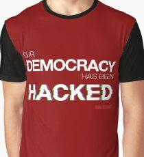 gehackt Grafik T-Shirt