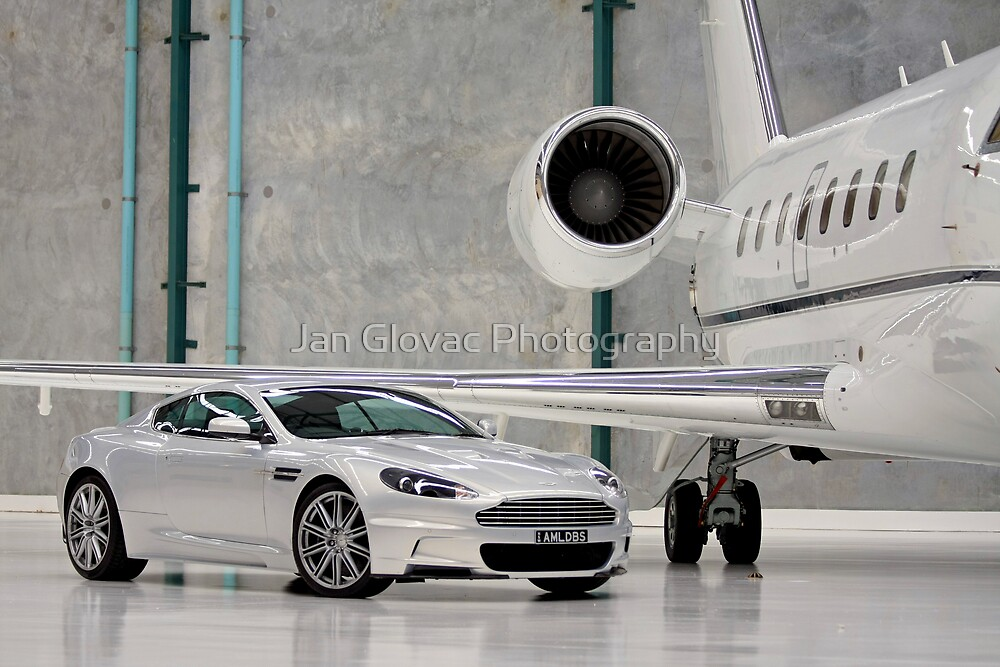 Aston Martin DBS by Jan Glovac Photography