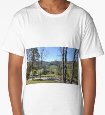 Valle Crucis, NC Long T-Shirt