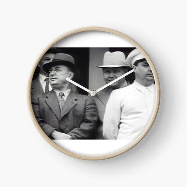 Лаврентий Берия, Николай Вознесенский и Георгий Маленков Clock