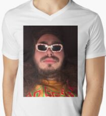 POST MALONE Men's V-Neck T-Shirt