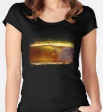 the morning of my earth Women's Fitted Scoop T-Shirt