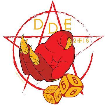 DDE 666 by defydanger