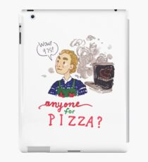 Wow! Nine Hundred and Seventy Five! Anyone for Pizza? iPad Case/Skin