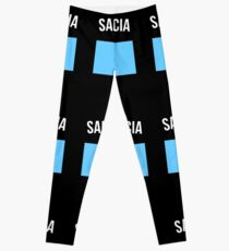 St. Lucia Flagge Leggings