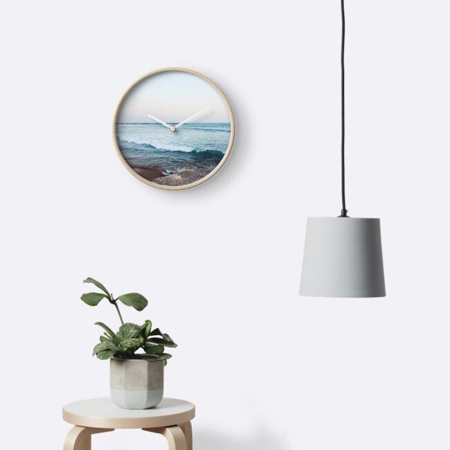 «Tranquilas olas del océano» de AlexandraStr