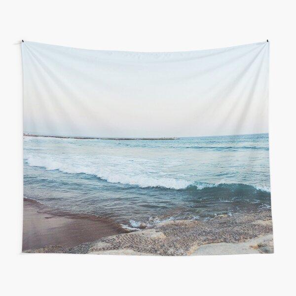 Calm ocean waves Tapestry