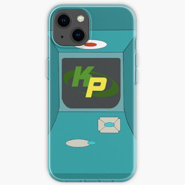 Kimmunicator KP Kim Possible iPhone Soft Case