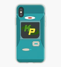Vinilo o funda para iPhone Kimmunicator KP Kim Possible