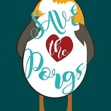 Save The Porgs! by jlechuga
