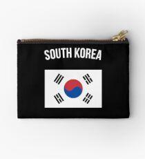 South Korea Flag Studio Pouch
