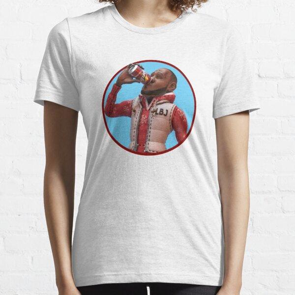 LeBron James - Cranberry Sprite Meme Essential T-Shirt