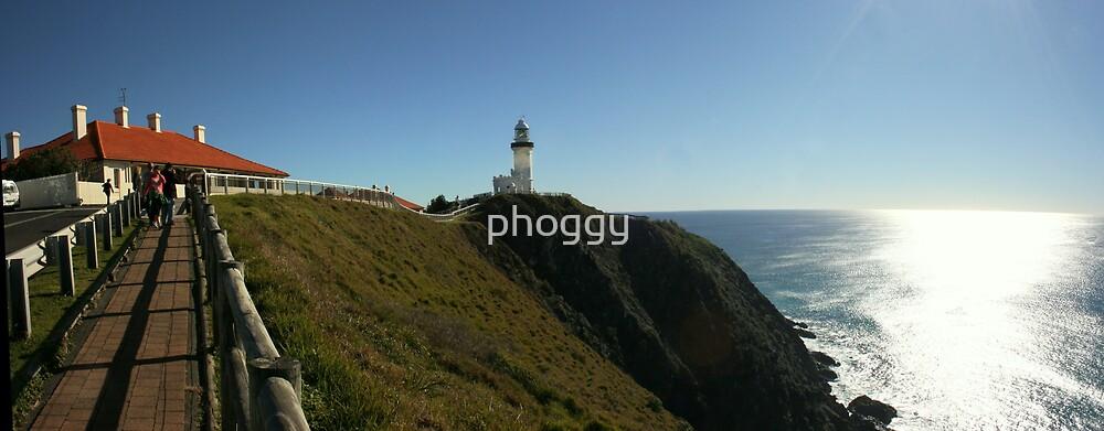 Cape Byron by phoggy
