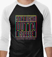 CMYK Straight Outta Coffee (dark) T-Shirt