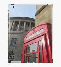 Tourist  iPad Case/Skin