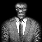 The Planet of the Apes by Luigi Clemente