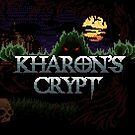 Kharon's Crypt logo with Background by AndromedaINDIE