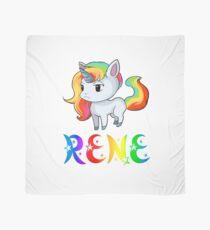 Rene Unicorn Scarf