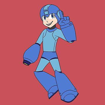 Blue Bomber by japanesemaple