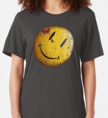 Watchmen Pin Slim Fit T-Shirt