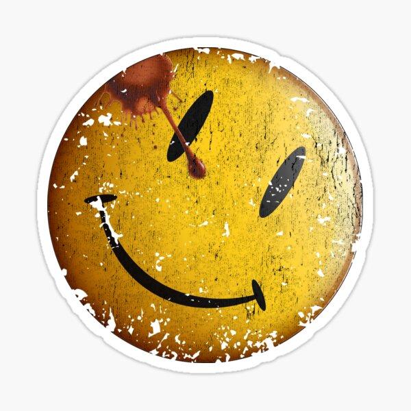 Watchmen Pin Sticker