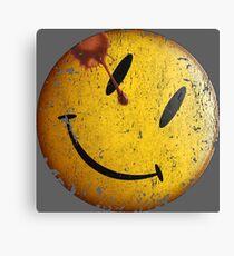 Watchmen Pin Canvas Print