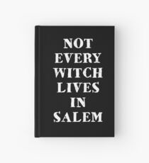 Nicht jede Hexe lebt in Salem Notizbuch