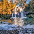 Janets Foss, Malham, North Yorkshire by RamblingTog