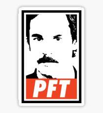 Paul F Tompkins Sticker