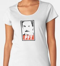 Paul F Tompkins Women's Premium T-Shirt