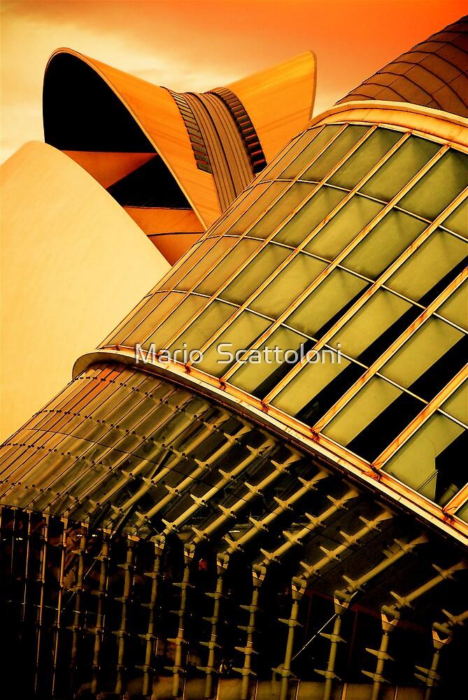 Hemesferic Museum & Reina Sofia Arts Palace 0190 by Mario  Scattoloni