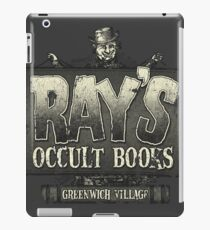 Ray's Occult Books iPad Case/Skin
