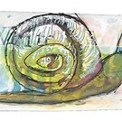 Snail Says You'll Get There by Amy Decker